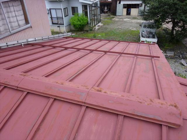 住宅屋根塗装工事 現調