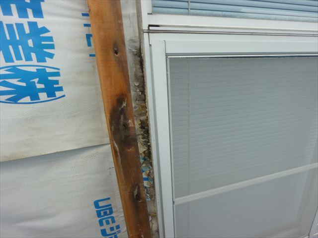 外壁張替え 漏水