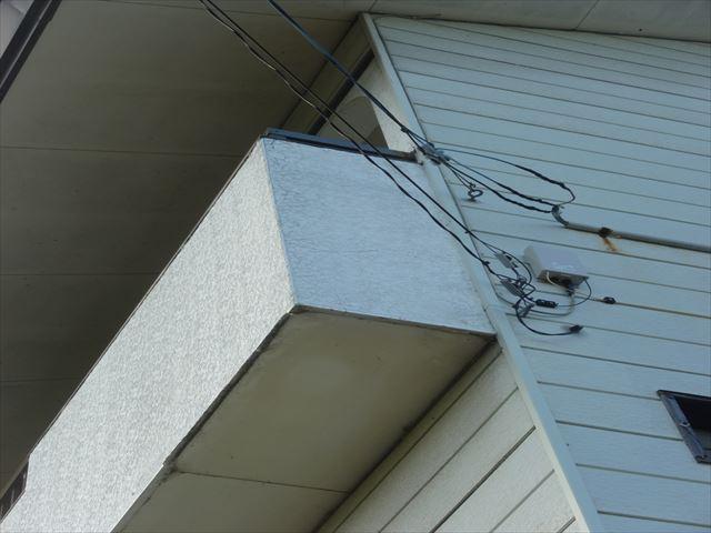 外壁塗装工事  調査