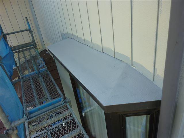 外壁塗装  さび止め