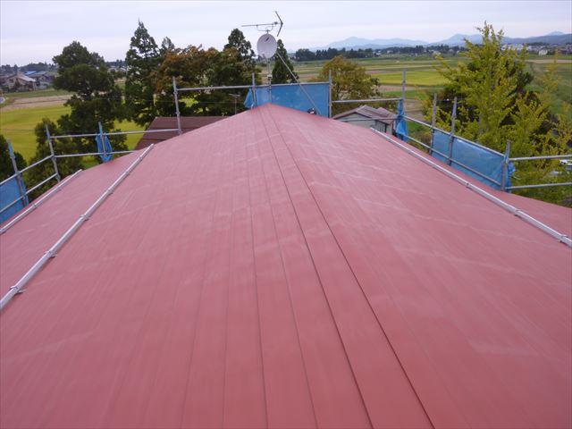 屋根塗装 さび止め