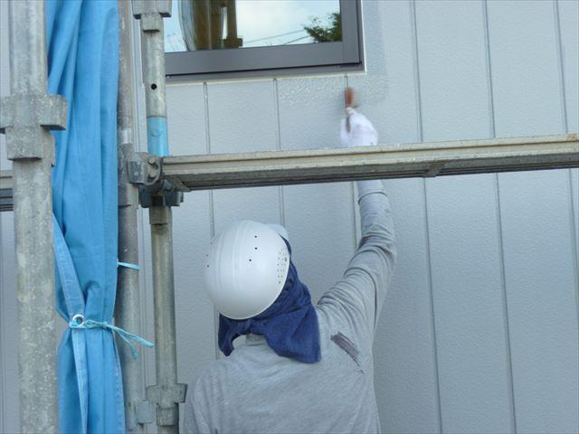 外壁塗装(窓まわり)