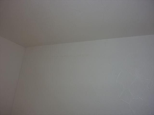 外壁調査 室内