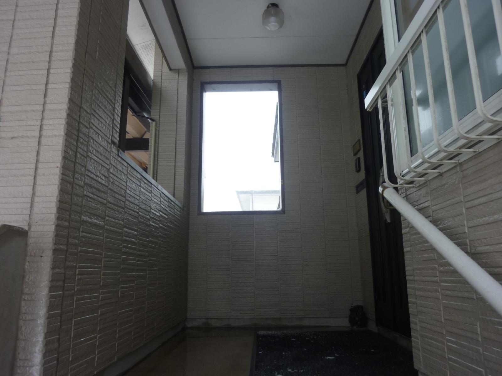 上越市頚城区 住宅外壁工事に於ける事前調査に伺いました!