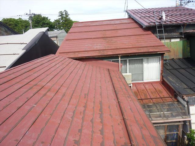 上越市南本町 N様屋根板金・屋根塗装工事